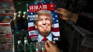 China im Glück