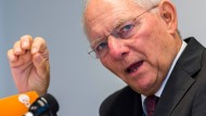 Schäuble will Hartz IV für Flüchtlinge senken