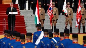 Orbáns antiliberales Weltbild