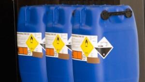 Kein anonymer Kauf von Chemikalien für Bomben