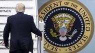 Unesco-Austritt: Rückzugspräsident Trump