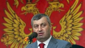 Südossetien will unabhängig bleiben