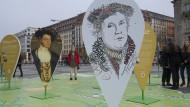 Auftakt zu einem Jahr der Feierlichkeiten: Bildnisse der Reformatoren in Berlin