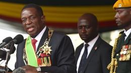 Mugabes Ex-Stellvertreter ist neuer Präsident