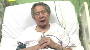 Früherer Präsident Fujimori bittet um Vergebung