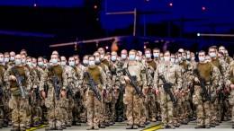 In einer rauer werdenden Welt ist das Militär unersetzlich