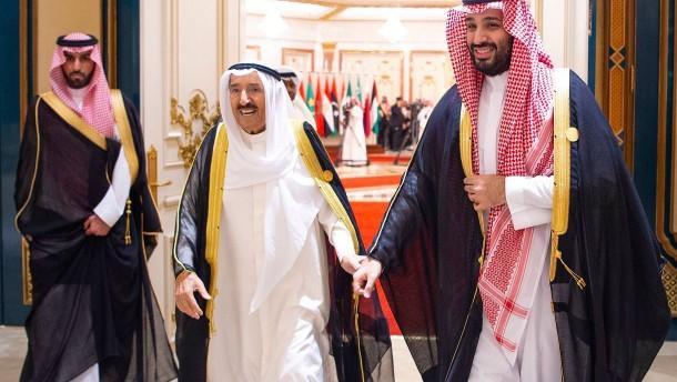 Iran weist Vorwürfe Saudi-Arabiens zurück
