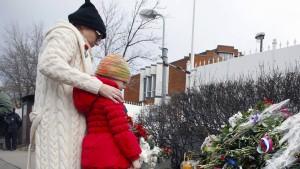 In Moskau wächst die Sorge vor einem Anschlag