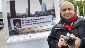 Schweiz will Erdogan-kritisches Foto nicht entfernen