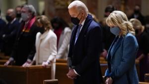 Keine Kommunion mehr für Joe Biden?