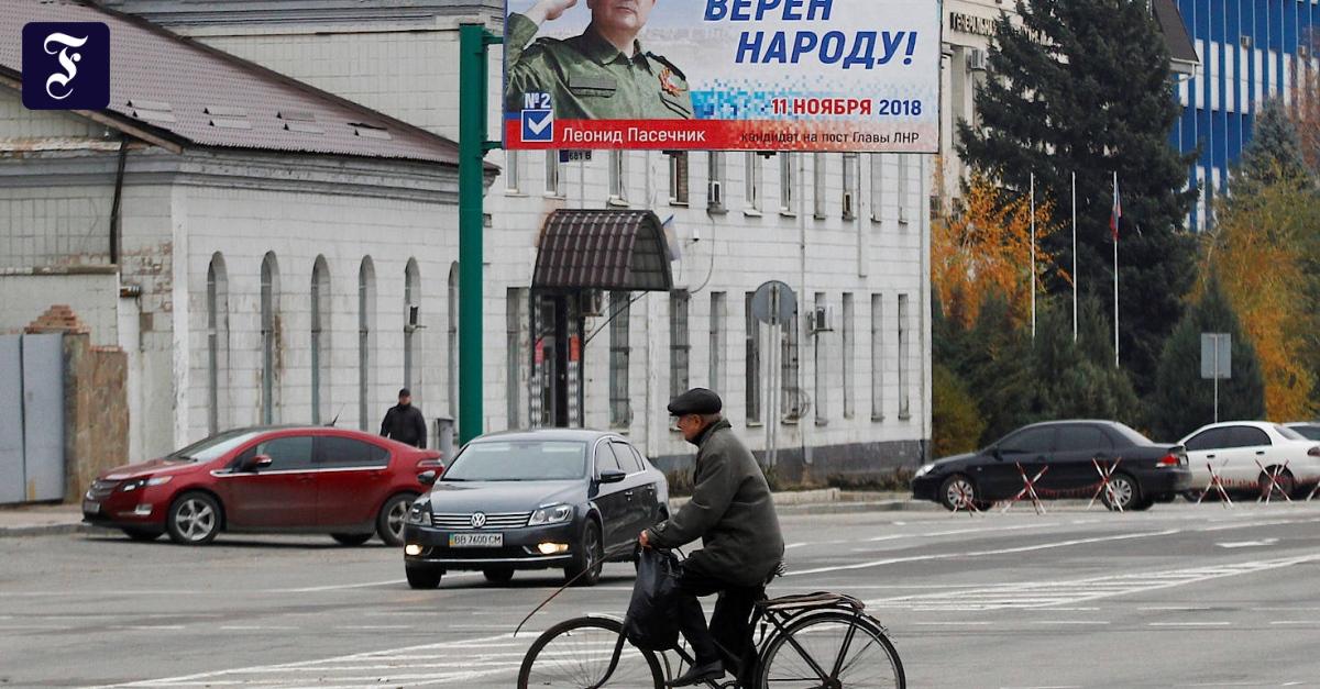Kreml-Pässe für die Ostukraine: Ein Signal an Selenskyj