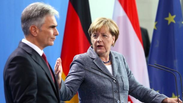 Merkel will Sondergipfel aller Regierungschefs