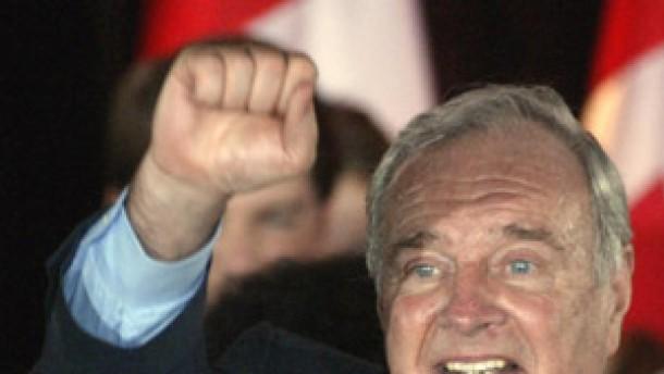 Kanadische Opposition gesteht Niederlage ein