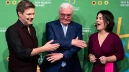 Die Grünen genießen ihren Albtraum