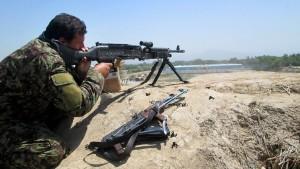 Islamischer Staat bedroht die Taliban
