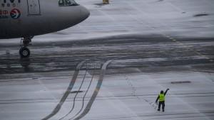Frankfurter Flughafen annulliert 170 Flüge