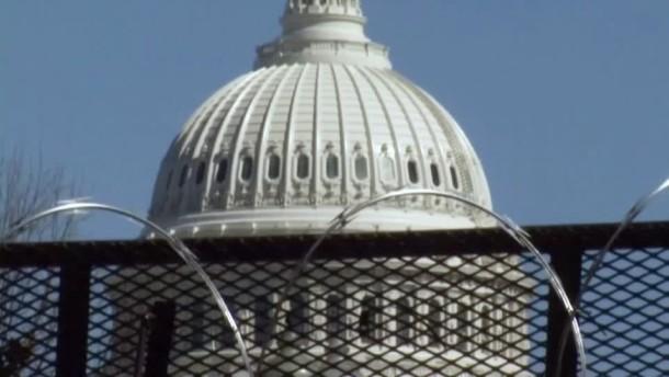Repräsentantenhaus sagt nach Warnung Sitzung ab