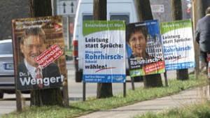 SPD gewinnt Nürnberg und Augsburg