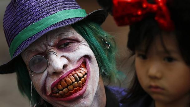 Warum wir Halloween feiern