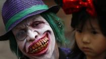 Auch in Kawasaki bei Tokio wird mittlerweile Halloween gefeiert
