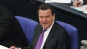 Schröder und Merkel einig: Wir wollen Ergebnisse