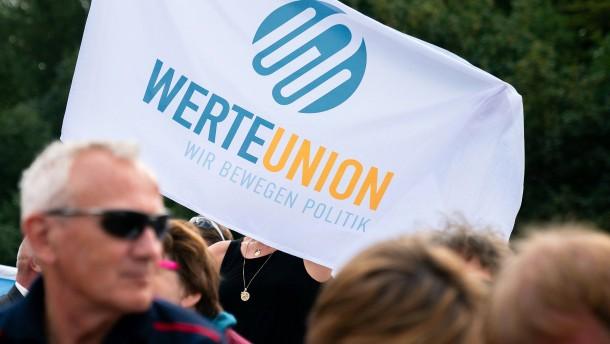 WerteUnion-Stellvertreter früher in rechtsextremer Szene aktiv