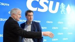 CDU und CSU ohne Annäherung vor EU-Flüchtlingsgipfeln