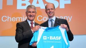 BASF lässt keine Schwäche erkennen