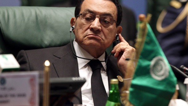 Mubarak soll am 3. August vor Gericht gestellt werden