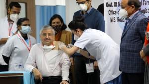 Wie immunisiert man mehr als eine Milliarde Menschen?