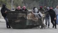 Ausschreitungen nach Tod eines palästinensischen Busfahrers