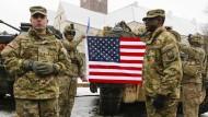 Steinmeier: Nato über Trumps Äußerungen besorgt