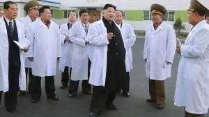 Nordkorea spielt die russische Karte