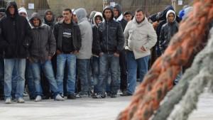 SPD und Grüne fordern Aufnahme von Flüchtlingen