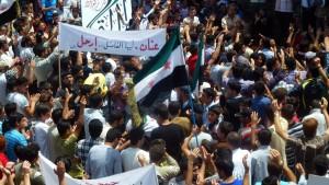 Druck auf Syrien nimmt zu