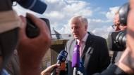 Seehofer will Bayerns Belastung nicht länger hinnehmen