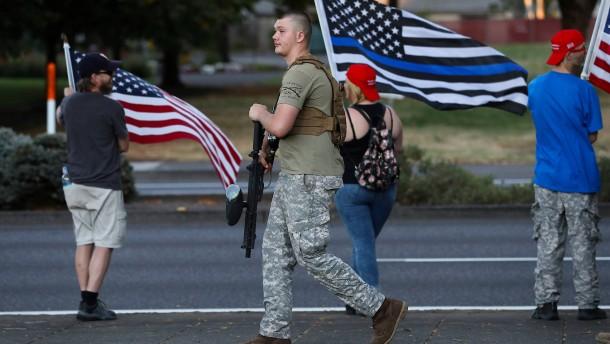 Bidens Angst vor Trumps Angstmacherei