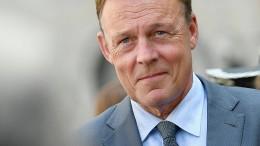Bundestagsvizepräsident Thomas Oppermann überraschend gestorben