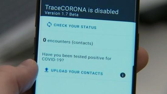 Forscher entwickeln neue Corona-Warn-App