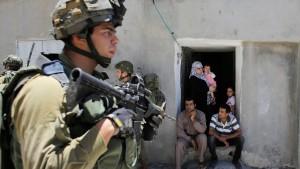 Israel verhaftet palästinensischen Parlamentspräsidenten