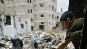 Massenflucht aus dem Flüchtlingslager von Rafah