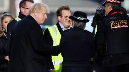 Großbritannien debattiert über vorzeitige Haftentlassungen
