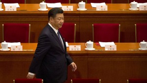 Europas Kotau vor China