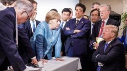 Warum Deutschland eine von Amerika dominierte Welt schätzen sollte