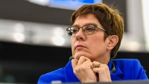 Thüringer CDU sperrt sich gegen Neuwahl
