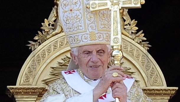 """Benedikt XVI. eröffnet """"Jahr des Glaubens"""""""