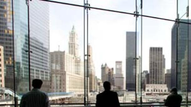 Das heilige Loch von Manhattan