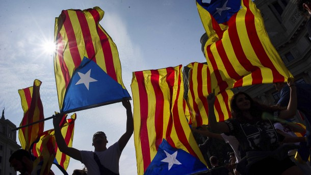 Generalstreik legt große Teile Kataloniens lahm