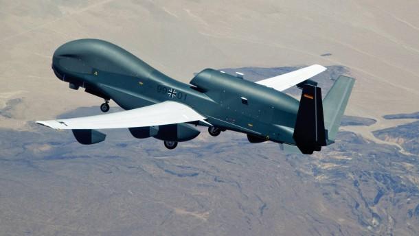 Zulassungsprobleme auch bei Global Hawks der Nato