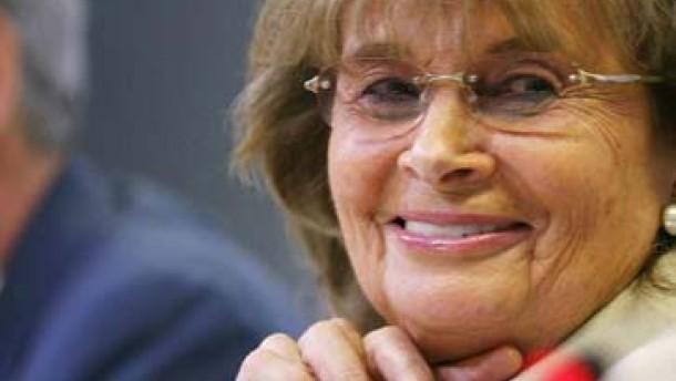 Knobloch Präsidentin des Zentralrats der Juden